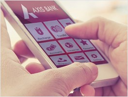 Axis Bank Mobile Banking Login and Reset