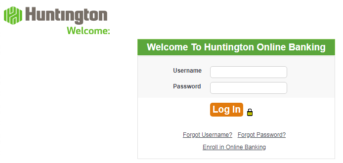 Huntington Bank Online Login