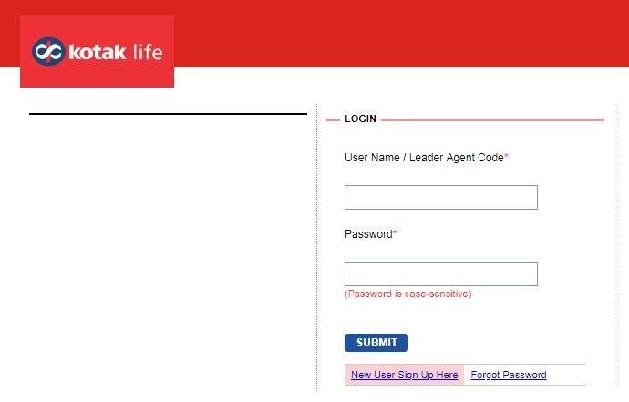 Kotak Life Insurance Login
